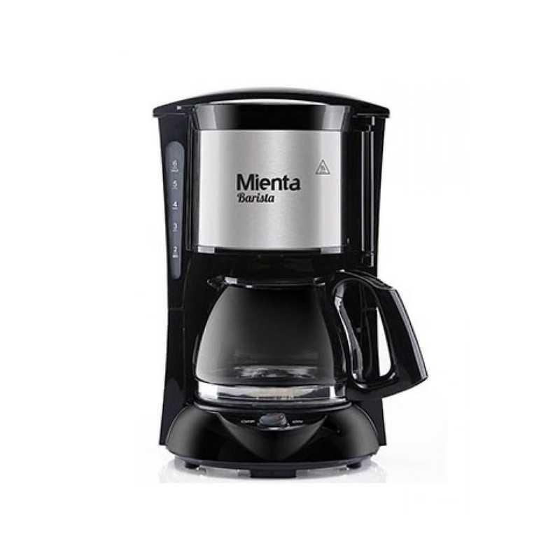 Elghazawy Mienta Cm31216a Fresh Brew Coffee Maker 1000 Watt