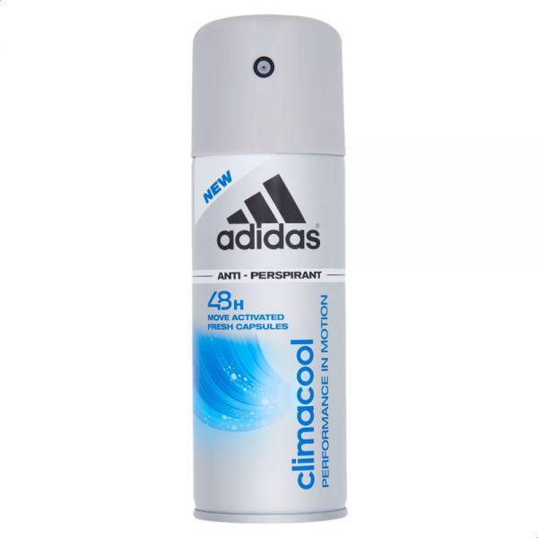 Adidas Climacool Antiperspirant Spray for Men - 150 ml   Elghazawy ...
